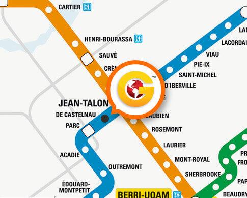 Station de métro de Castelnau