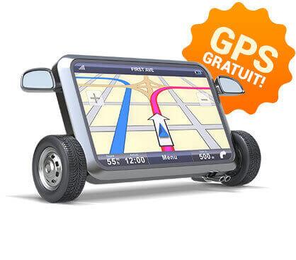 GPS Gratuit!