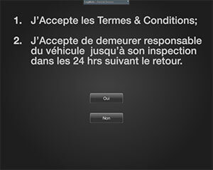 Termes & Conditions