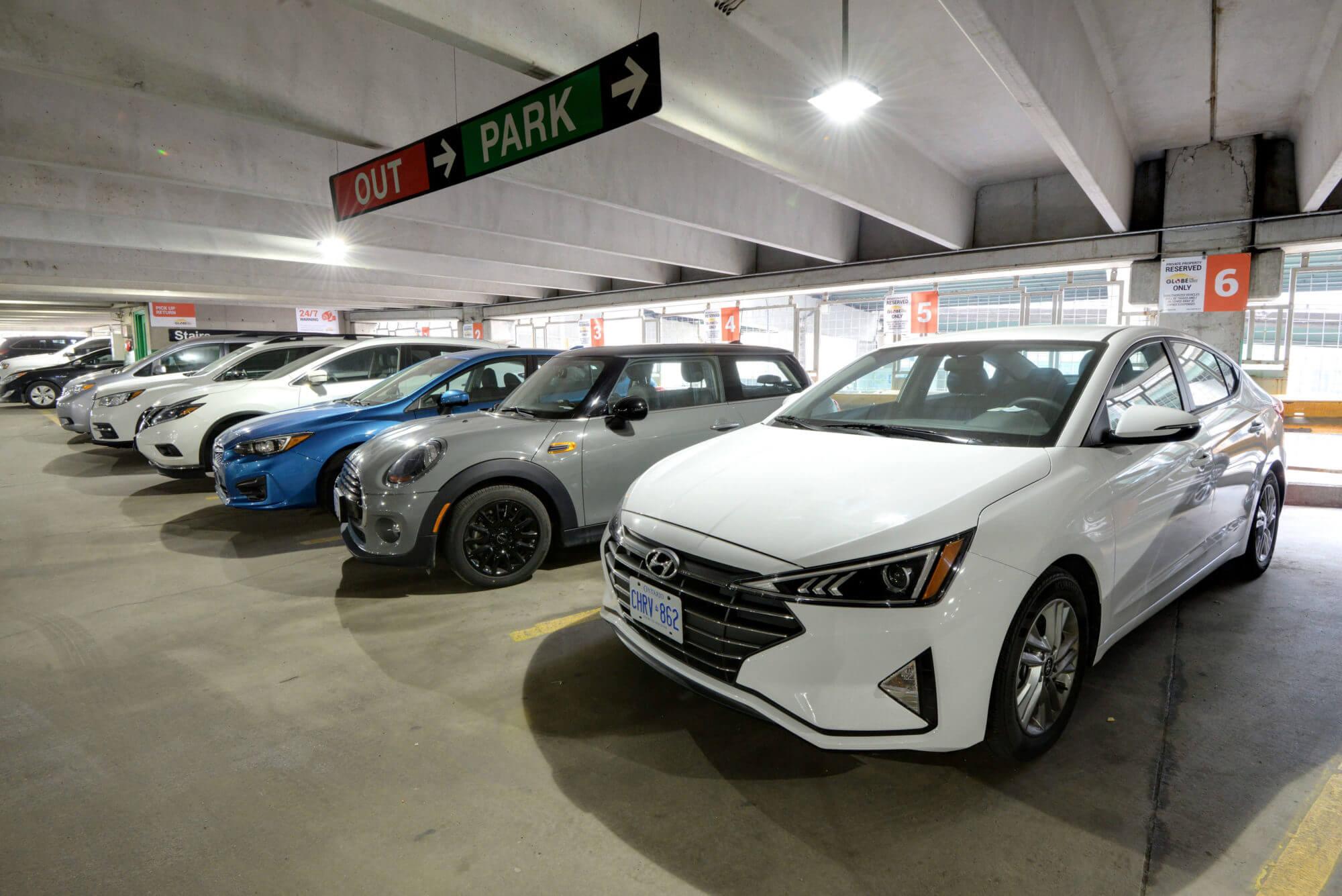 Centre Ville Harbourfront Globe Car Rental